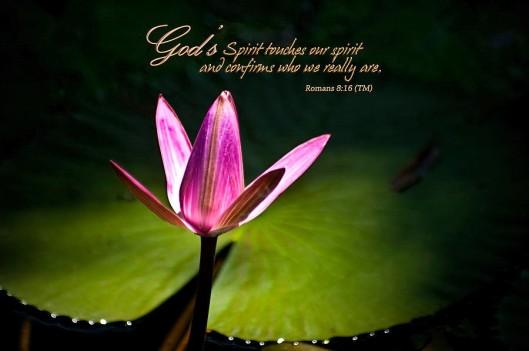 God's Spirit