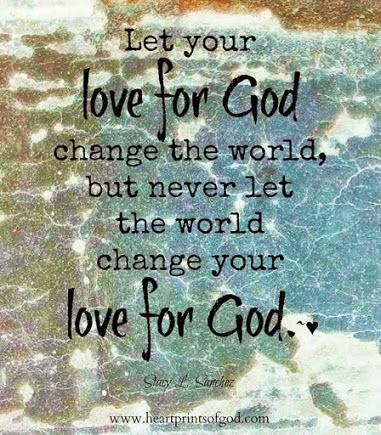 14 - 1 (9)love for god