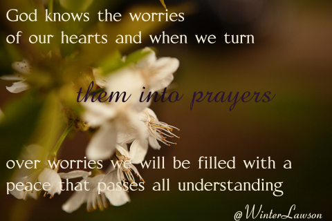 worries-into-prayers1